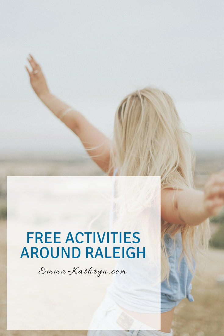 free activities around Raleigh