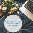 The Homebody   2018 Gift Guide Series